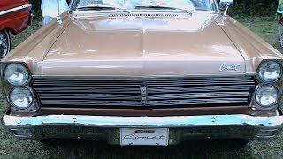 1965 Mercury Comet Caliente Convertible Gold SilverSprings011114