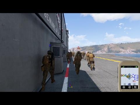 【Arma 3】Bunker Hill【Daily COOP:339】