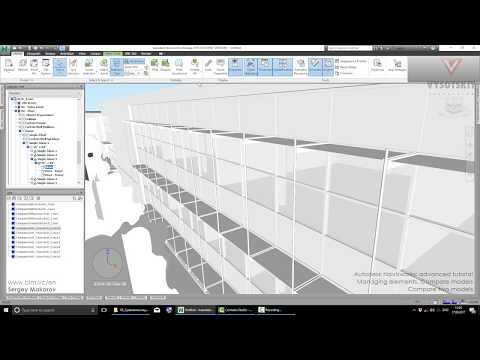 VC: Autodesk Navisworks: 11.01. Compare two models