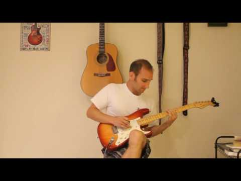 Brandon Renbaum Guitar Lessons