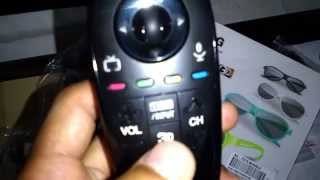 "Review Smart TV LG 49UB8300 3D LED 49"" Ultra HD 4K Parte 1"