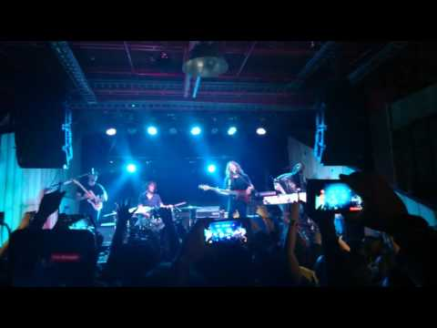 Kongos -Come with me now live in Bogotá, CO