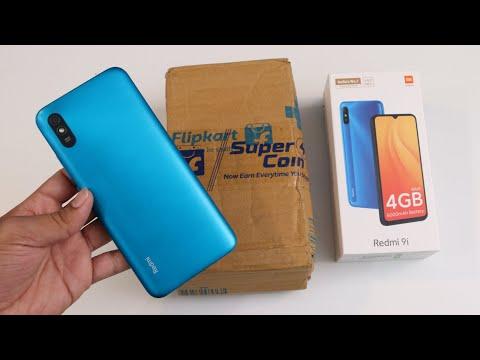 Redmi 9i Unboxing & Full Review In Hindi - 5000 MAH Battery & Big Display @8299 |Thetechtv