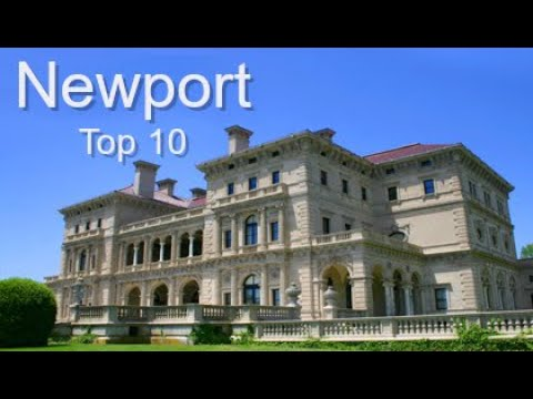 Newport, Rhode Island - Top Ten Things To Do