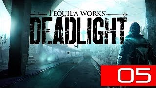 Deadlight PC (Hard) 100% Walkthrough 05 (Get to the Stadium)