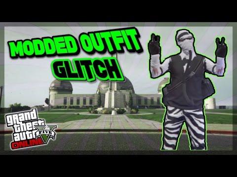 GTA 5 Clothing Glitches 1.35: DOPE