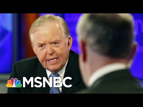 Cancelled: Fox Ends Lou Dobbs' High-Rated Show After Election Lies   The Beat With Ari Melber