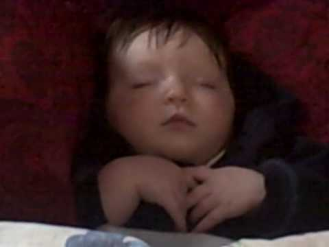 The Vampire Baby of Cleveland sleeps until twilight
