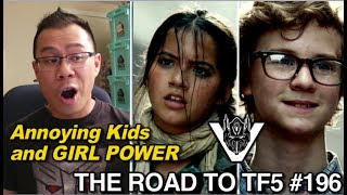 Transformers 5: Annoying Kids and Girl Power - [THE ROAD TO TF5 #196]