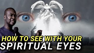 *A MUST WATCH* HΟW TO SEE WITH YOUR SPIRITUAL EYES   APOSTLE JOSHUA SELMAN NIMMAK 2019