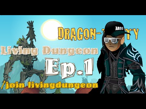 =AQW= /join Livingdungeon - Wraith's Quests And Living Dungeon Merge Ep.1