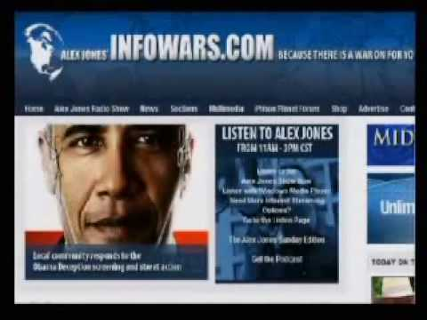 Alex Jones Show - senator Nancy Schaefer interview, CPS 14-05-09 part 16
