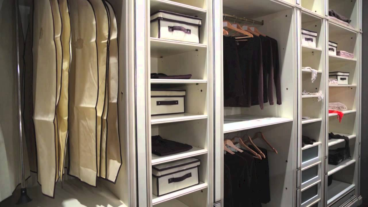 luxurious walk in wardrobes and dressing room ideas - youtube