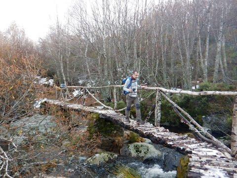 Cascada y laguna de Sotillo. Parque Natural de Sanabria y alrededores