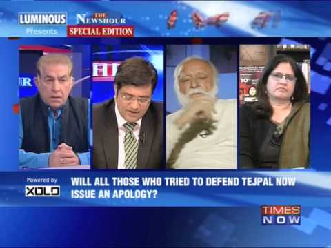 The Newshour Debate: Officially charged with rape - Full Debate (17th Feb 2014)