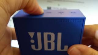 🔊How to pair JBL GO bluetooth Speakers to windows 10 desktop