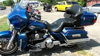 2006 Harley Davidson FLHTCU Ultra Classic