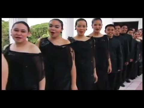UP Concert Chorus 2010 - Tong Song