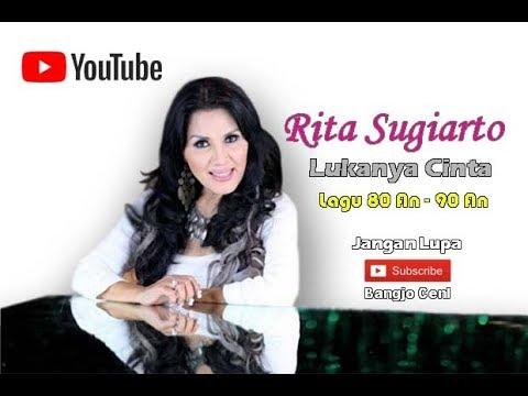 Rita Sugiarto Lukanya Cinta (Lirik Lagu)