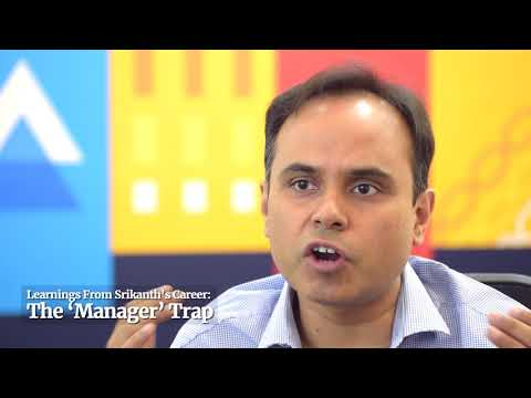 Srikanth Velamakanni - Co-Founder & Group CEO of Fractal Analytics - Advice for a successful career