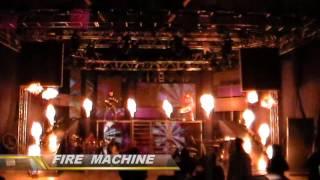 FIRE MACHINE