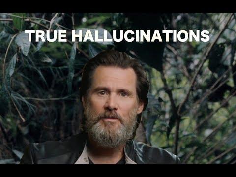 True Hallucinations (New Jim Carrey Movie) Trailer