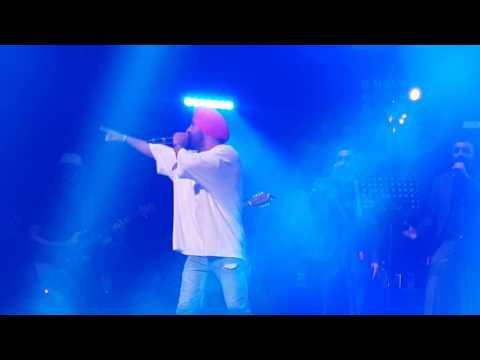 Pappleen - Jatt Da Pajama - Diljit Dosanjh 2016 UK Tour Birmingham