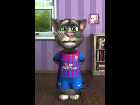 FC BARCELONA SONG TOM