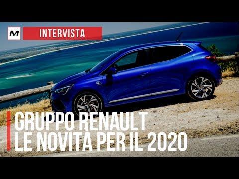 Gruppo Renault e Dacia | Risultati 2019 e progetti 2020