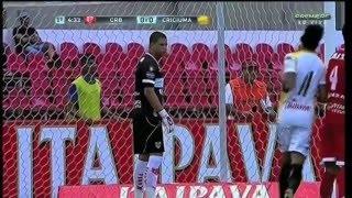 CRB 3x1 Criciúma - Campeonato Brasileiro Série B 2015