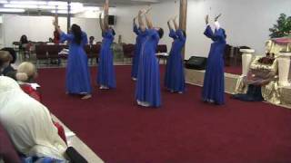 KOG Praise Dancers - Speak Into My Life