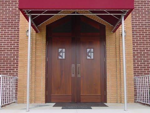 Wooden Front Doors in Celina