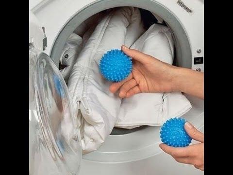 0 - Як прати пуховик в пральній машині, щоб пух не збивався?