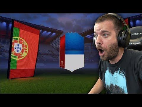 JE PREDIS RONALDO DANS MON PACK ET... SEMEDO - FIFA World Cup