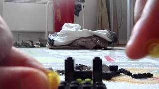 How to build a LEGO mr Bean car