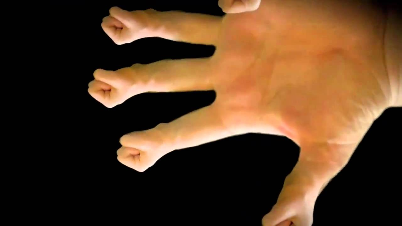 hand fingers - YouTube