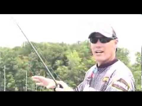 Bass Fishing.  Every Cast Counts, with Adam Petty at Falls Lake, Raleigh, NC.