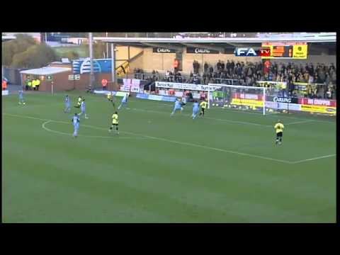 Burton Albion 1-0 Oxford Utd - The FA Cup 1st Round - 07/11/10
