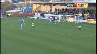 Burton Albion 1-0 Oxford Utd - The FA Cup 1st Round - 07/11/10
