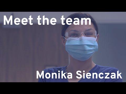 Meet the Team - Monika Sienczak