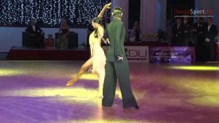 Антон Карпов - Елена Хворова, Showcase 2 (Samba)
