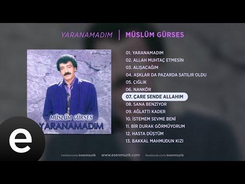 Çare Sende Allahım (Müslüm Gürses) Official Audio #çaresendeallahım #müslümgürses