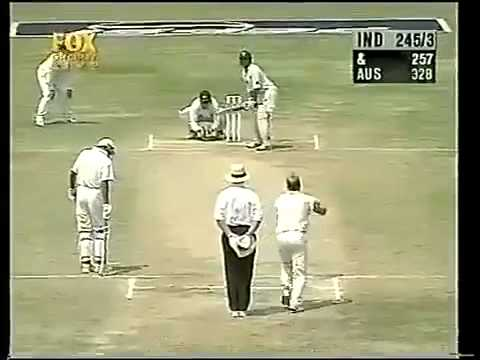 Sachin Tendulkar Best Innings in Test Cricket  155 Vs Australia