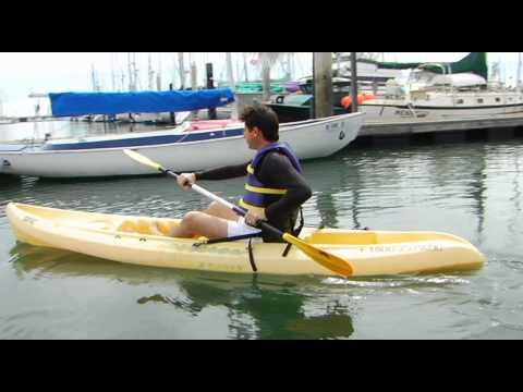 Beginner Kayaking Introduction