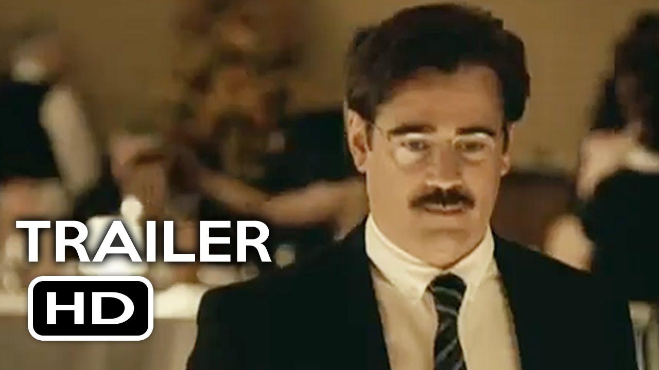 The Lobster Official International Trailer #1 (2015) Colin Farrell, Rachel Weisz Comedy Movie ...