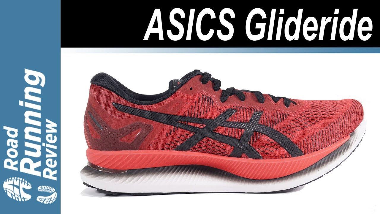 ASICS Glideride Review | Una alternativa más para correr largo con el  mínimo esfuerzo