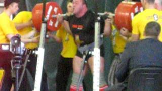 Маланичев присед 480 кг