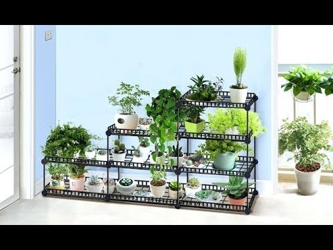 DIY Plant Stand Samples for your Indoor plants 2019