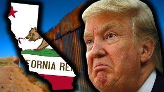 California Sues Trump Border Situation