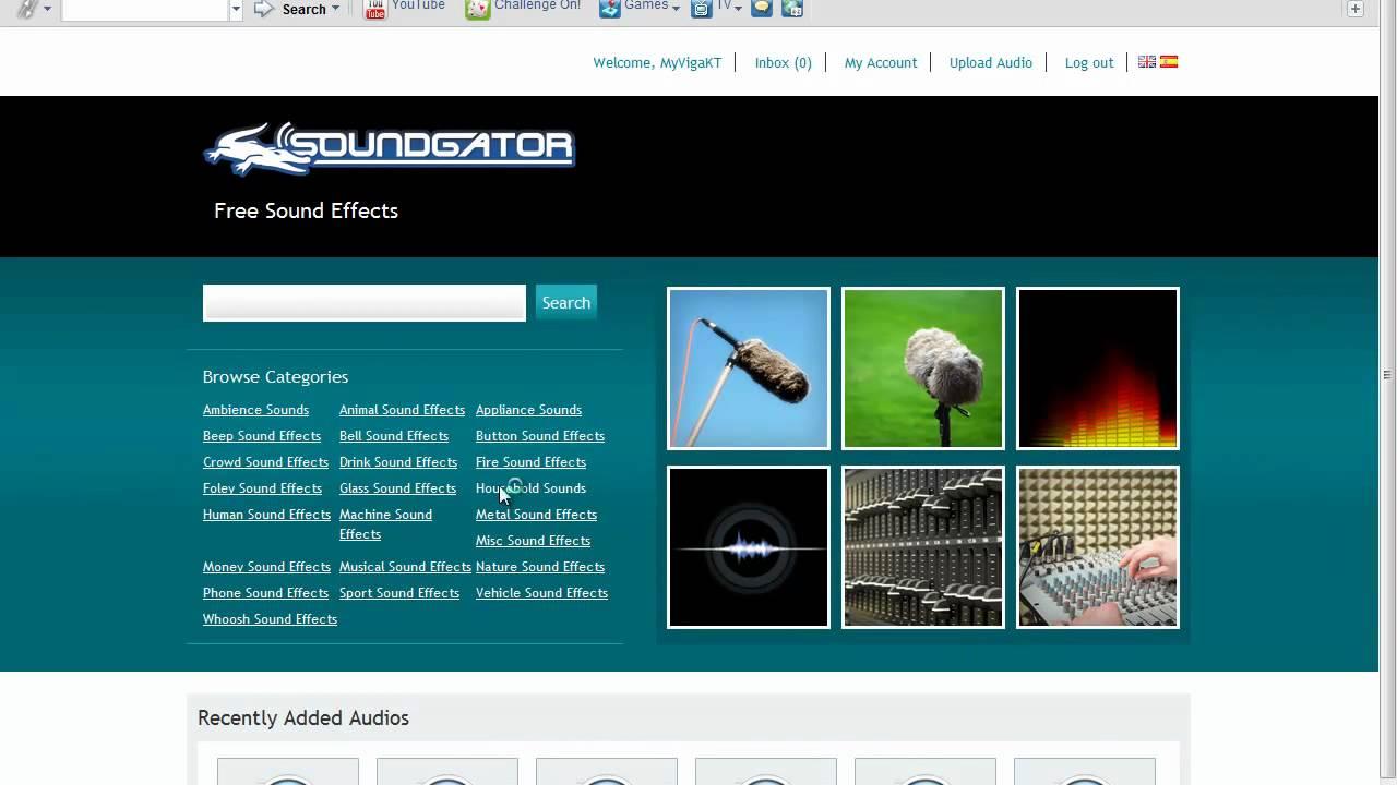 Kostenlos Coole Soundeffekte Für Eure Videos Downloaden